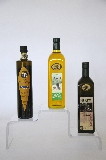 שמני הזית המצטיינים בקטגורית יצרנים קטנים: שמן זית מירון - מקום ראשון, ארץ גשור - מקום שני, משפחת פז - מקום שלישי