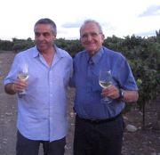 פרופ' בן עמי ברבדו (מימין) ופרופ' עודד שוסיוב