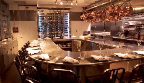מסעדת Chef's Table at Brooklyn Fare