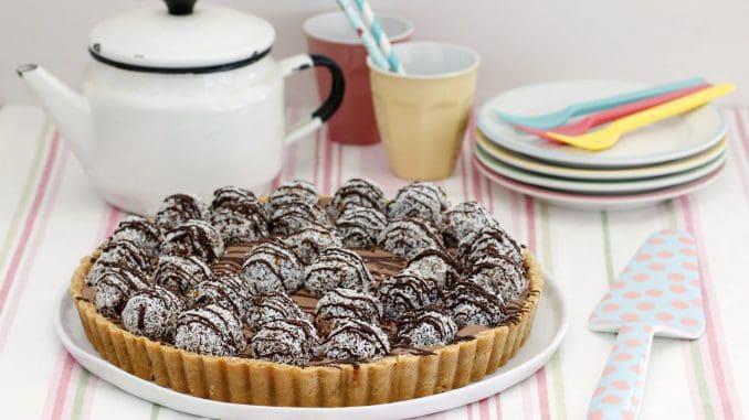 פאי כדורי שוקולד