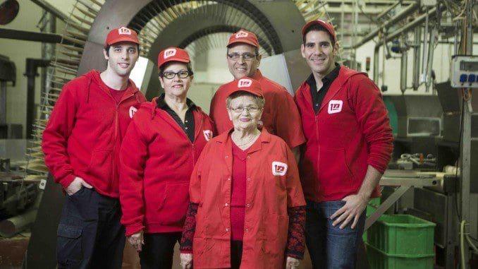 """שלושה דורות של ניהול במפעל """"מן"""""""