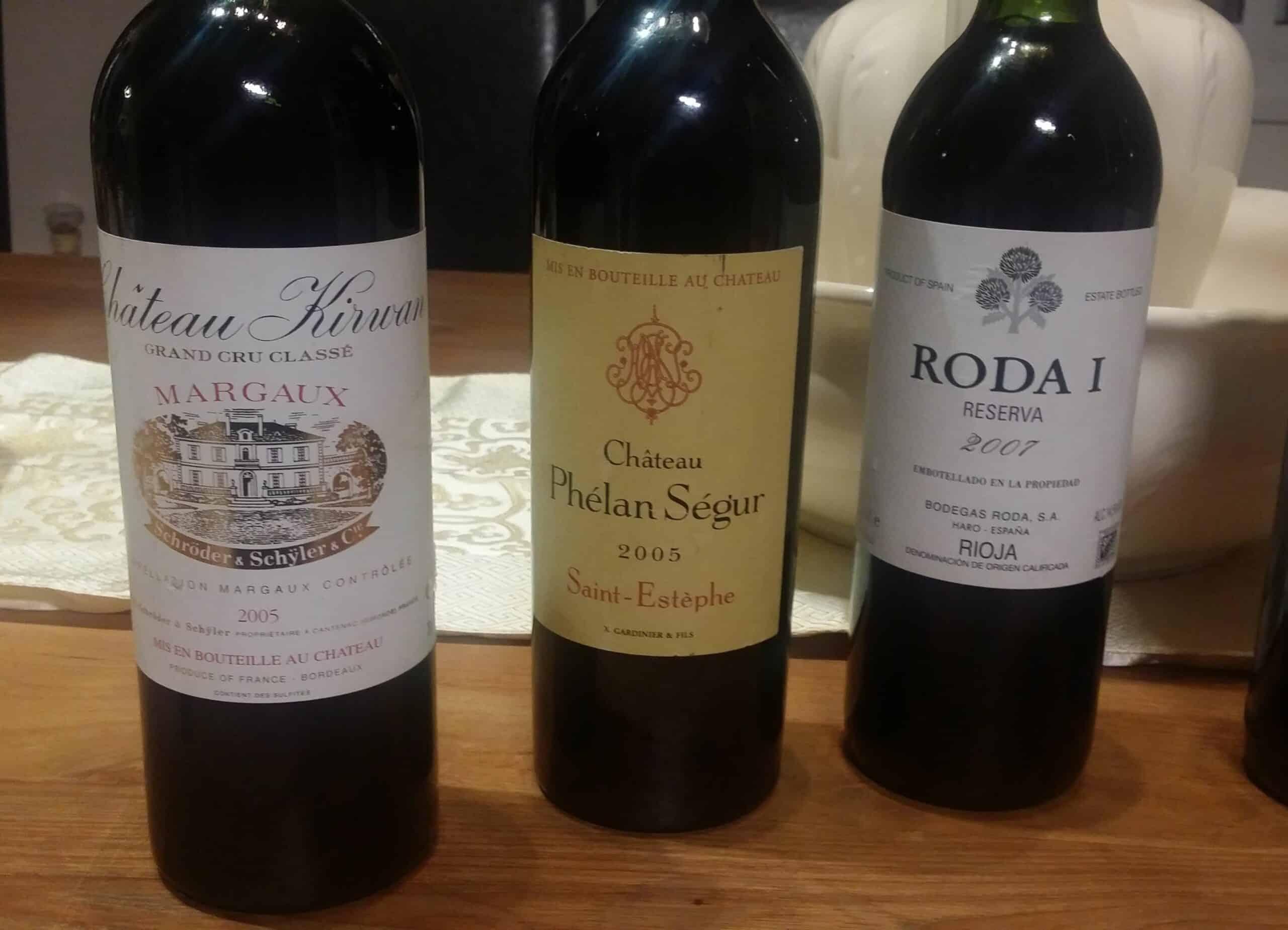 יינות צרפת ספרד וישראל בערב יולו 121