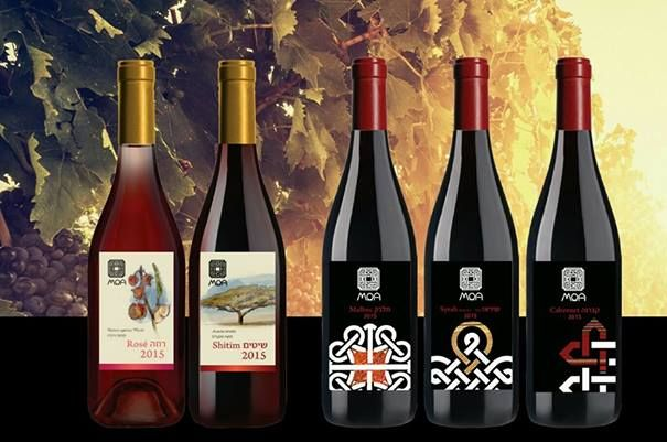 מואה - יינות ראשונים ליקב חדש