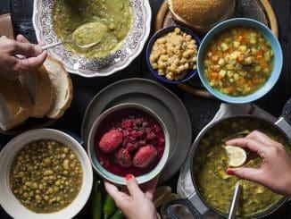 מרקי חורף של שף לירן גבאי
