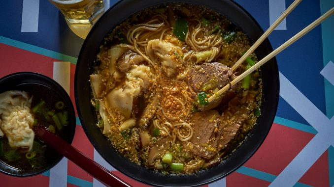 מרק חורף סיני