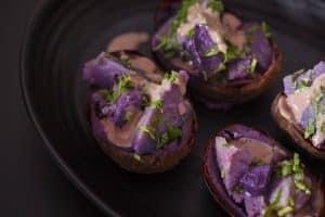 גספצ'ו כרוב סגול של שף עידן פיינר