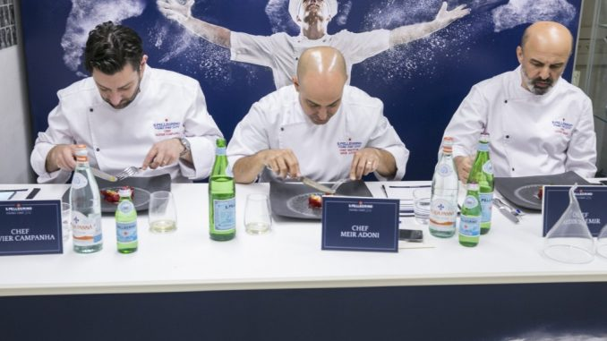 שף מאיר אדוני שופט בחצי גמר התחרות 2016