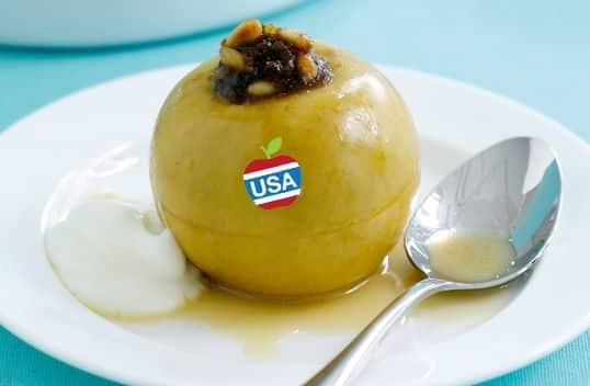 """בחמש מדינות גדלים 40% מהתפוחים בארה""""ב בשלל זנים"""