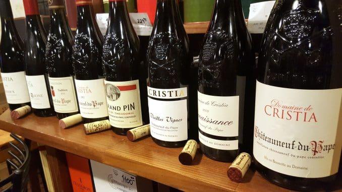 יינות דומיין דה כריסטיה בדרך היין