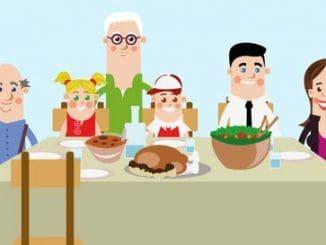 ארוחת ערב משפחתית