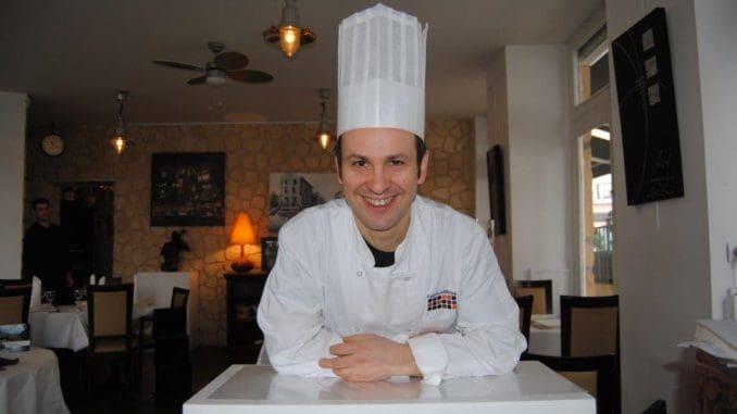 שף פאבריס מואיה - ממסעדה בעלת כוכב מישלן מהעיר ליון