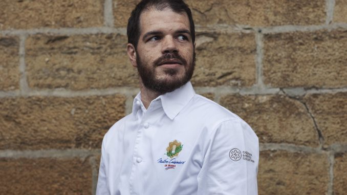 שף Alexis Saint Martin ממסעדת Viscos