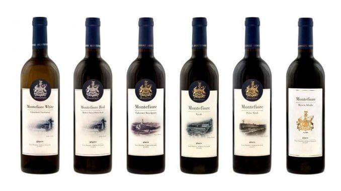 ליקב מונטיפיורי יש שלוש סדרות, ובכולן שומרים היינות על מכנה משותף של יין ים תיכוני