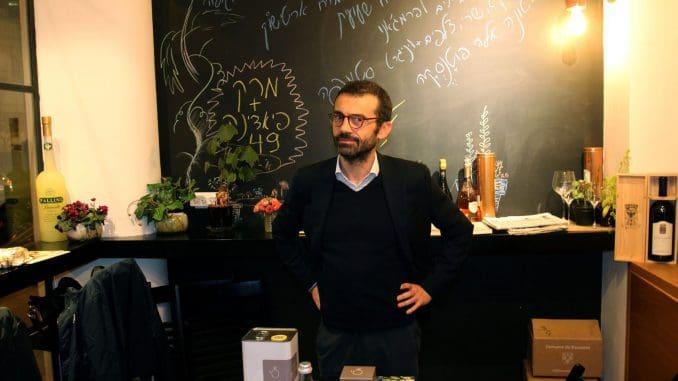 מסימיליאנו גוידו - מנהל נציבות הסחר האיטלקית