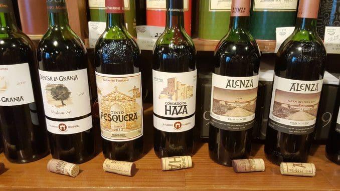 טעימת Bodegas Alejandro Fernandez בדרך היין
