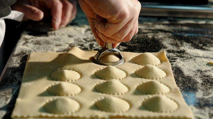 פסטה מיאה התחילה כמפעל קטן לייצור פסטה טרייה להכנה ביתית