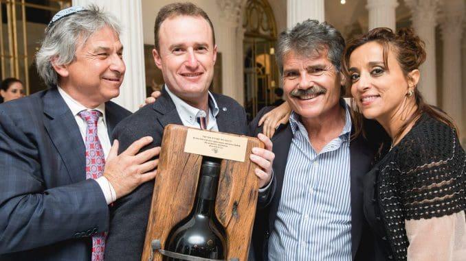 """מחיר שיא ליין של יקב פסגות במכירה פומבית לתרומה בארה""""ב"""