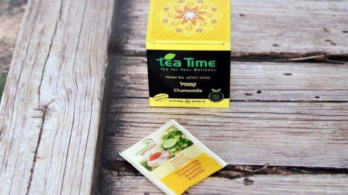 תה ירוק וחליטות תה של סופר קופיקס