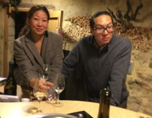 שרה והוגו וואנג מנהלים את הדומיין הוותיק
