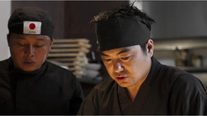 שף יאמה סאן - סושי מאסטר ושף יפני מוערך בעולם