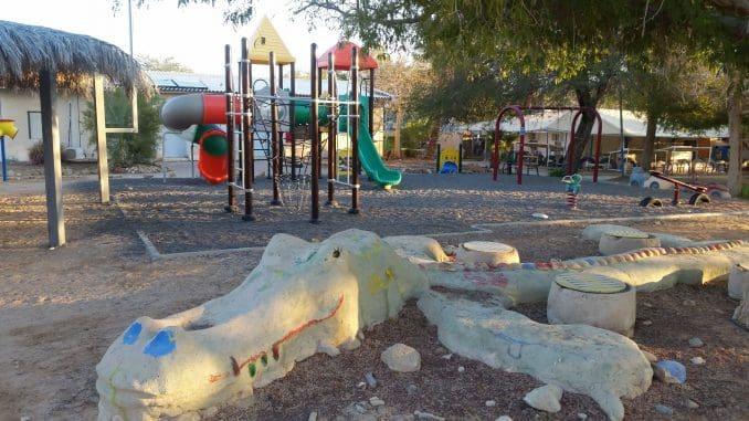 גן משחקים ממוחזר