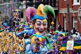 חגיגות מארדי גרא בניו אורלינס
