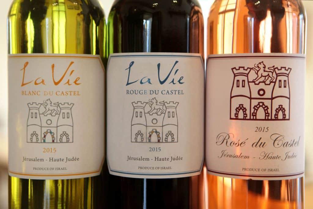 יקב קסטל La Vie - טרופי, חד כתער ומאוד מרענן. יין מקסים
