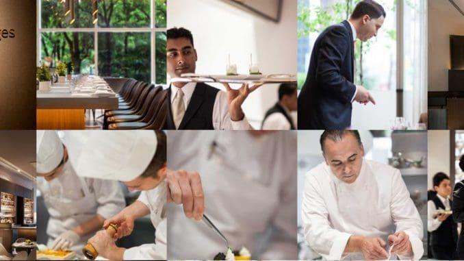 מסעדת הדגל של השף המפורסם ז'אן ז'ורז' וונגריכטן