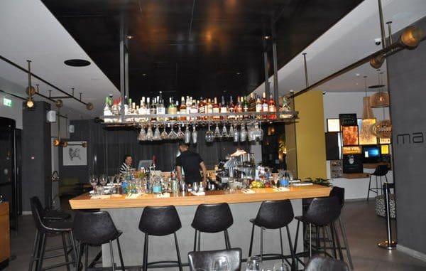 המסעדה בתחומי מלון פרימה סיטי התל אביבי
