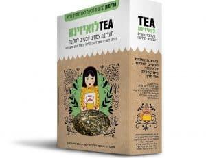 תערובות לתה המבוססות על צמחים הגדלים באזורנו