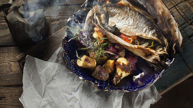 תפריט חגיגי בניחוחות וטעמי המטבח הערבי