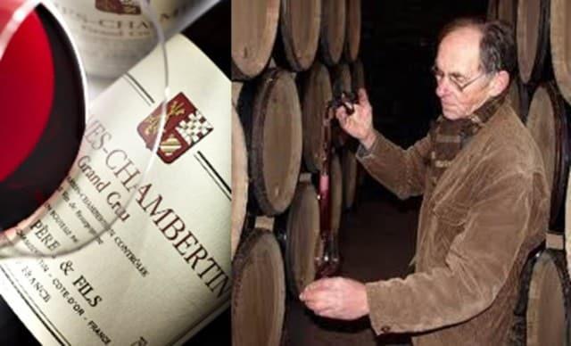 יין מורכב ואלגנטי, הסיומת ארוכה ונעימה