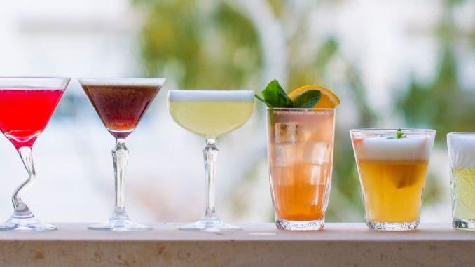 קוקטייל טעים ומיוחד, ברמה סבירה ונמוכה של אלכוהול, בהחלט יכול לשמח אותנו
