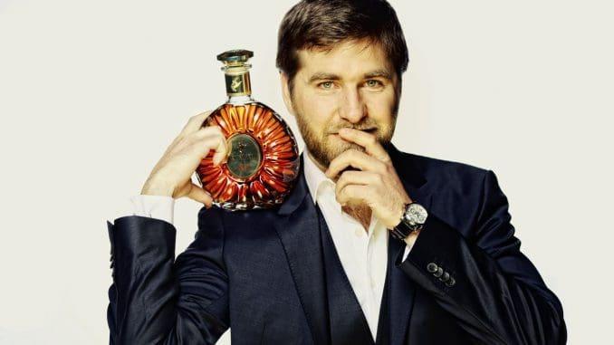 טיירי ארנולד, השגריר הבינלאומי של רמי מרטן - כבר 16 שנה בעולם המשקאות החריפים