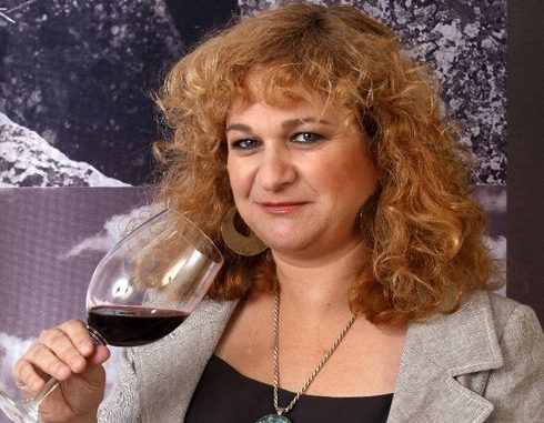 ענת לוי - כמעט עשר שנות ניהול יקב רמת הגולן