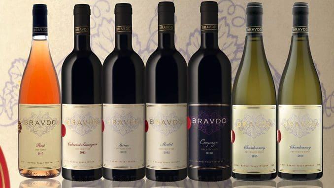יינות יקב ברבדו כרמי יוסף