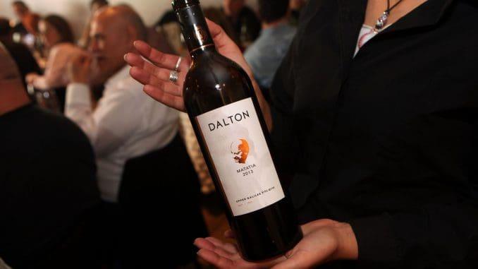 יין הדגל של היקב שמייצרים אותו רק בשנים טובות. נעשו ממנו 7,660 בקבוקים