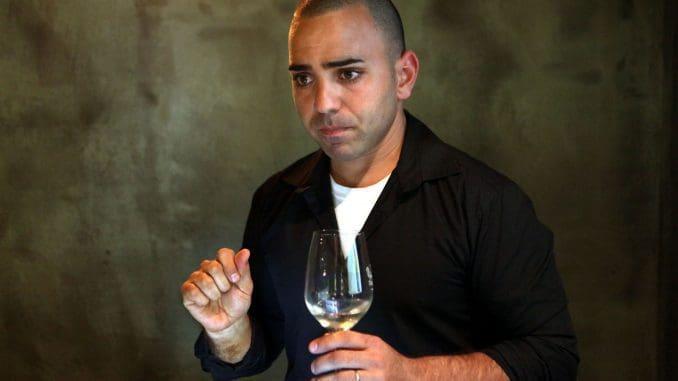 יקב לוריא פינו גריג'יו: גידי סיידא היינו עשה יין שובב ומאוד מעניין