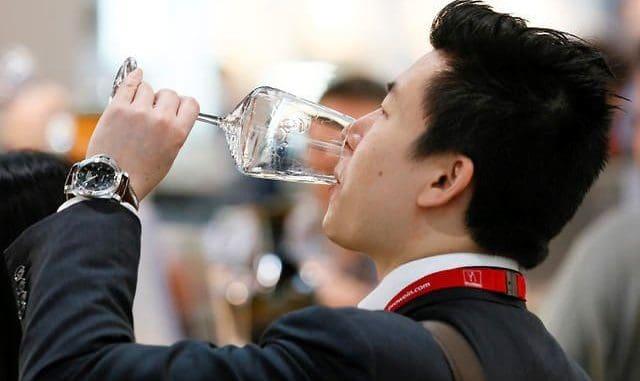 הסינים פשטו על ProWein בדיסלדורף ומתברר שבאמת אין מקום ליין ישראלי בסין