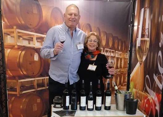ג'וני שטרן הוא ג'ינג'י גדול שיודע לעשות יינות טובים