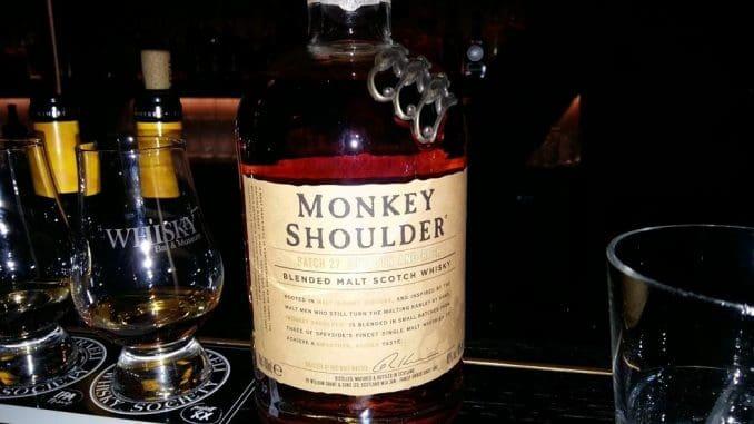 Monkey Shoulder, משקה שמרגיש כמו אפריטיף באופי ובסגנון