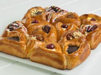 עוגת המן, אותה אתם רואים בתמונה, היא אחת היצירתיות שפגשנו