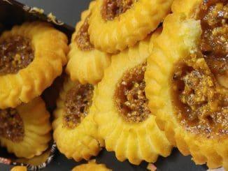 עוגיות פלורנטין - מתכון של שף פטיסרי הודיה קליף ושף פטיסרי גל בוכניק