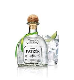 לראשונה מותג הטקילה Patrón כשר לפסח