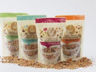 מפעל הגרנולה האורגנית רפאל'ס מחדרה מפתח מוצרי מזון שיהוו תחליף לארוחות זמינות על טהרת הרכיבים הטבעיים