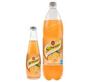 השילוב בין סודה לבין מיץ תפוזים – עם פרי ממשי, מוצלח מאוד