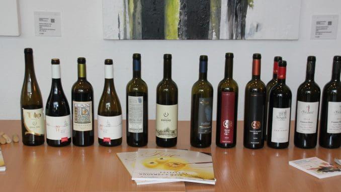 בטעימת יינות ישראל: יינות של היקבים בזלת הגולן, טוליפ, מיה, מרגלית, סומק, סוסון ים ופלם