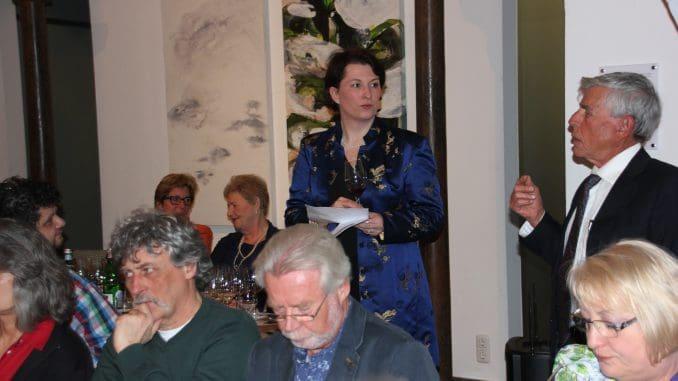 יאיר מרגלית הציג את יינות יקב מרגלית שהוגשו גם בארוחת הערב של יום ישראל ב-2007