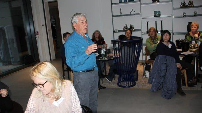 יאיר מרגלית עם הסברים מפורטים על ישראל כארץ יין