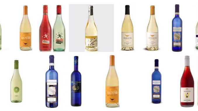 מוסקטו הם יינות מוגזים מעט בסגנון יין מבעבע מאזור אסטי באיטליה, שהפכו פופולריים בישראל.